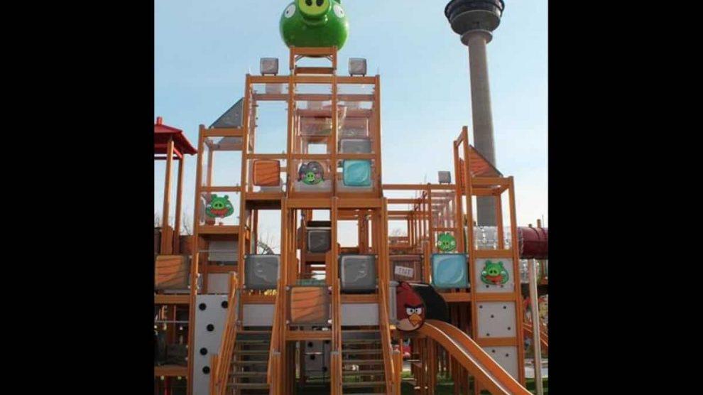 Angry Birds Theme Park, Särkänniemi Adventure Park, Opens In Finland  1