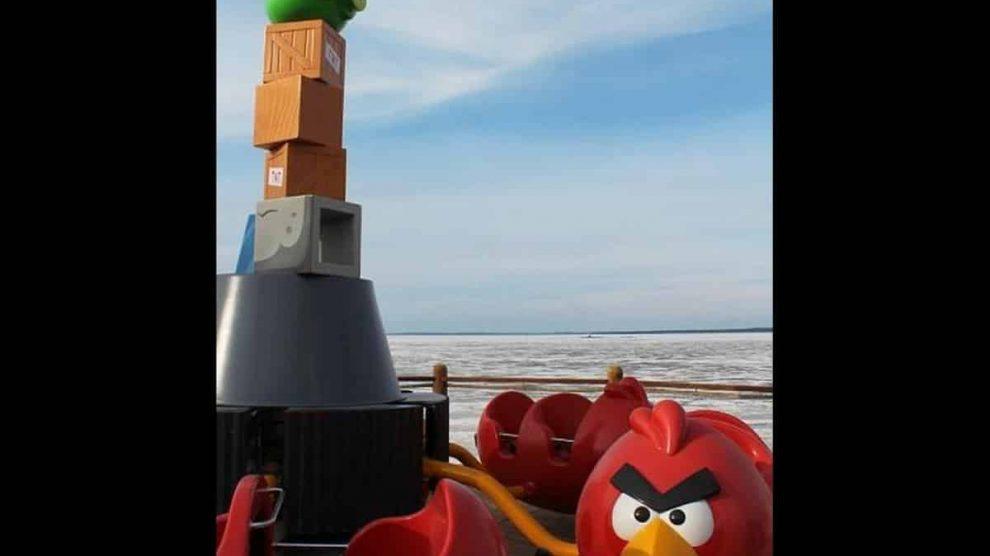 Angry Birds Theme Park, Särkänniemi Adventure Park, Opens In Finland  3