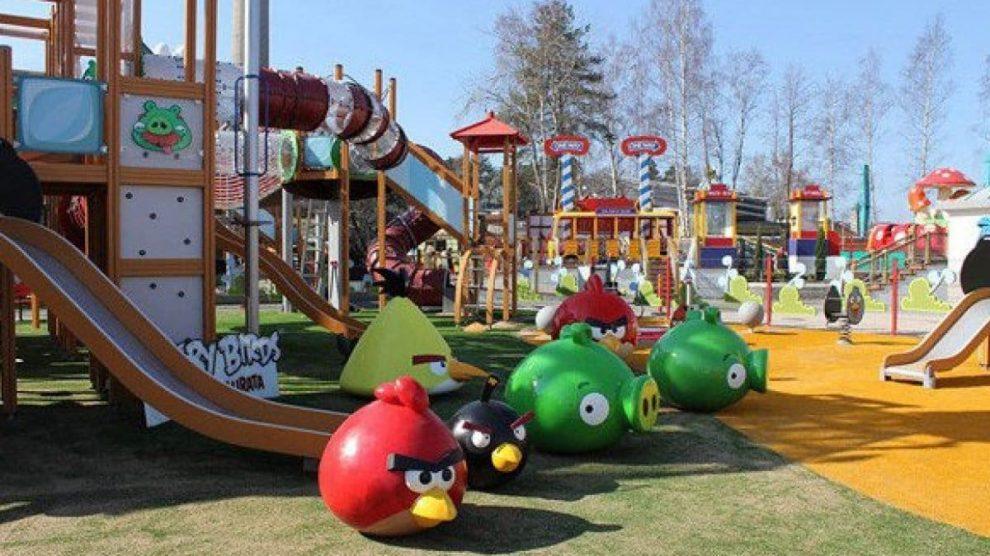Angry Birds Theme Park, Särkänniemi Adventure Park, Opens In Finland  4