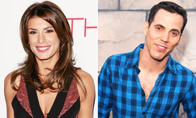 Elisabetta Canalis, Steve-O: Actress Wants Second Chance With MTV Star