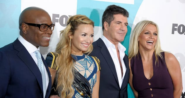 Britney-Spears-and-Demi-Lovato-Are-The-X-Factor-USA-Judges_