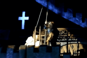 Lady Gaga Hit by Pole Onstage, Suffers Concussion