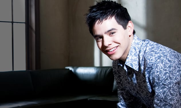 New David Archuleta Video: 'I'll Never Go'