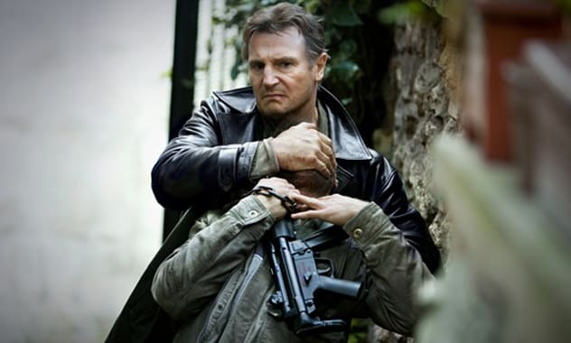 'Taken 2' Trailer: Liam Neeson Doing What He Does Best