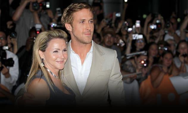 Ryan Gosling & Eva Mendes Cause A Stir At Brock University Graduation (VIDEO)  1