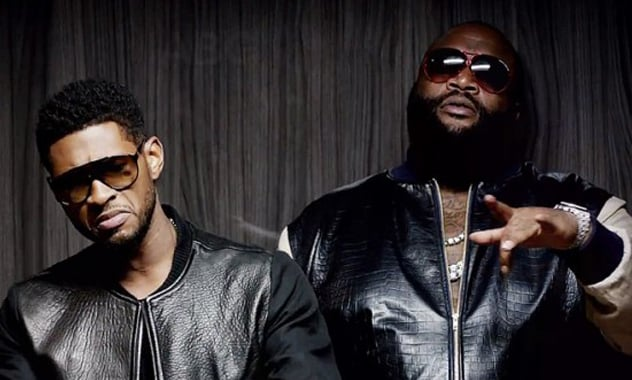 'Touch N You' Video: Usher Croons As Rick Ross Wines & Dines His Lady