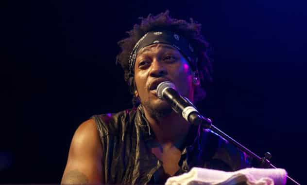 D'Angelo, Bonnaroo 2012: R&B Great Surprises Fans With First U.S. Appearance in 12 Years
