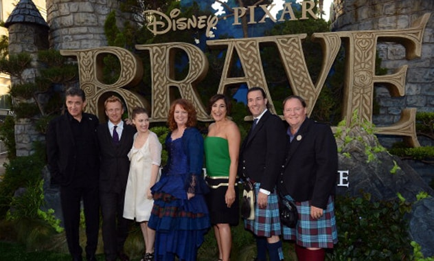 'Brave' Stars Heap Praise For Pixar