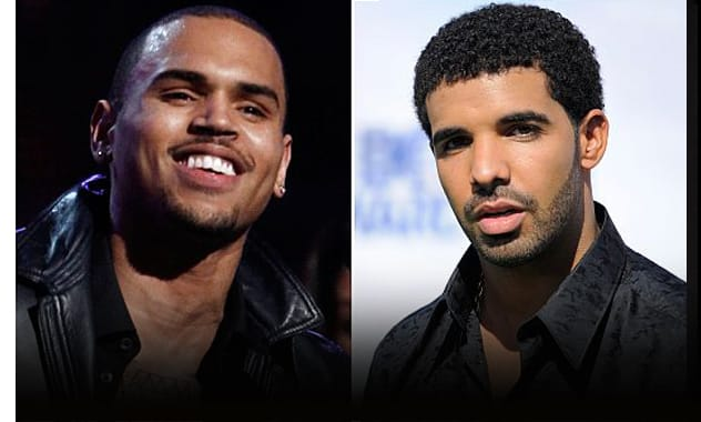 Chris Brown, Drake Fight At NYC Nightclub Over Rihanna  1