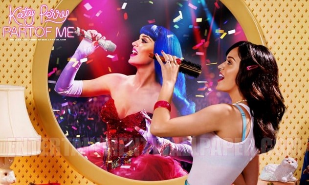 KATY PERRY: PART OF ME DEBUT July 2 previews For Fans With Twitter- Press Release 2