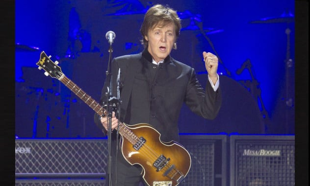 Happy Birthday, Sir Paul McCartney - We Still Love You, Now You're 70!