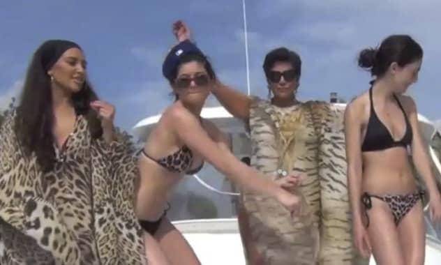 "Kim Kardashian and Her Famous Family Lip-Sync to Notorious B.I.G.'s ""Hypnotize""—Watch Now!"