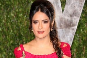 Salma Hayek Opens Up About Her Olympic Ambitions
