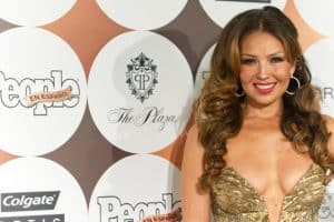 Thalía To Get Star On Hollywood Walk Of Fame