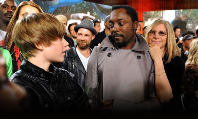Will.i.am Recruits Justin Bieber and Ne-Yo For Upcoming Album #willpower 2