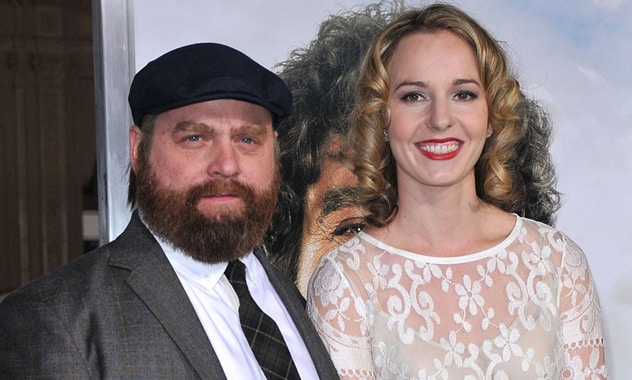 Zach Galifianakis Engaged Actor To Quinn Lundberg