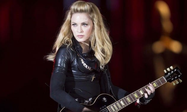 Fans Boo Madonna: Paris Concertgoers Blast Pop Star For Brief Show  1
