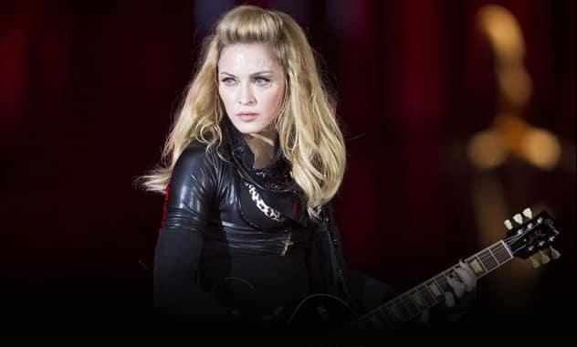 Fans Boo Madonna: Paris Concertgoers Blast Pop Star For Brief Show  2