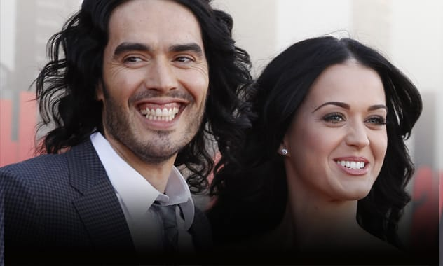 Dunzo! Katy Perry and Russell Brand Now Officially Single 2