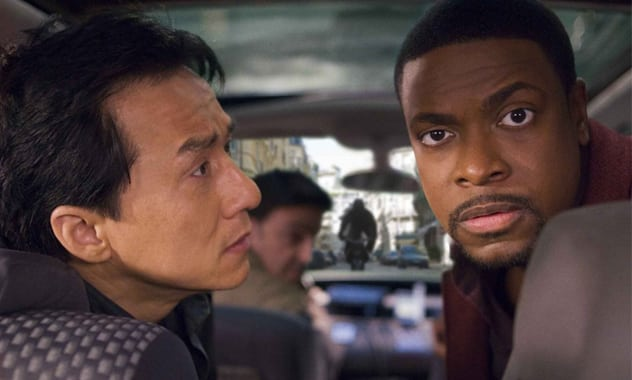 'Rush Hour 4': Jackie Chan & Chris Tucker Could Return With Octavia Spencer Says Producer