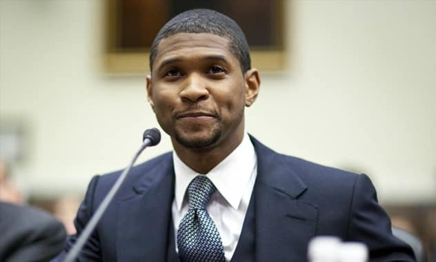 Usher Faces Lawsuit Over 'Hey Daddy' Single