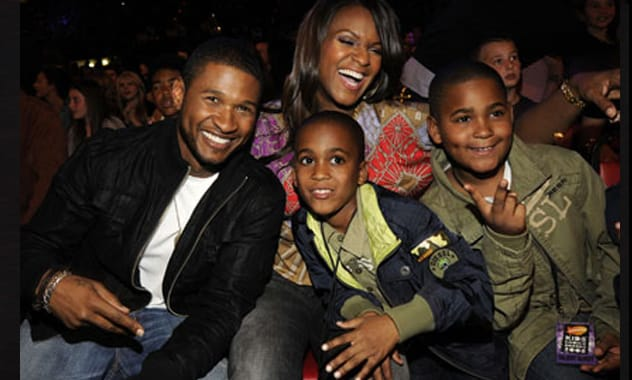 Celebs Take to Twitter With Prayers for Usher's Stepson After Jet-Ski Accident