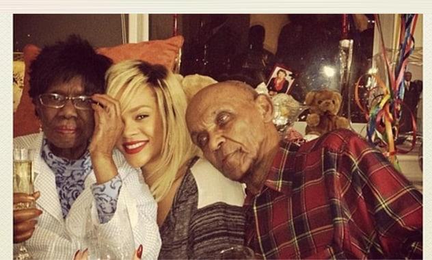 Rihanna's Grandmother Dies: Singer Mourns 'Gran Gran' Dolly Via Twitter