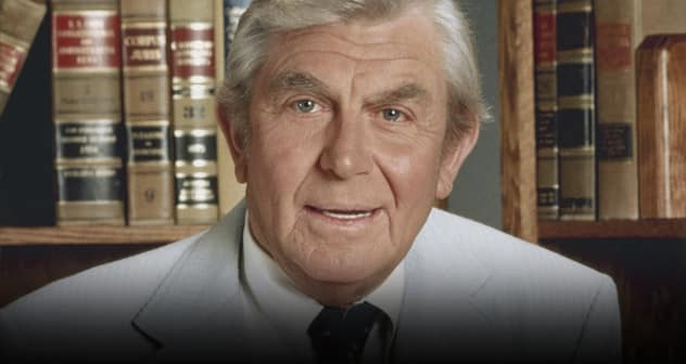 Andy Griffith featured