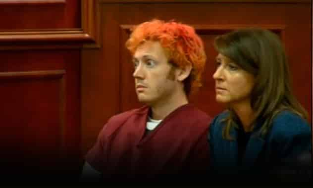 James Holmes, Alleged Aurora Shooter, Makes First Court Appearance  1