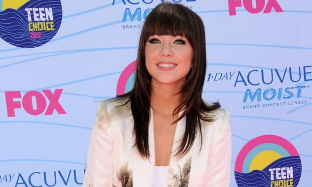 Carly Rae Jepsen Racy Photos: Star Hacked, Goes To Police  1