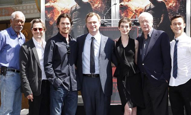 Dark Knight Rises: Nolan Immortalized,