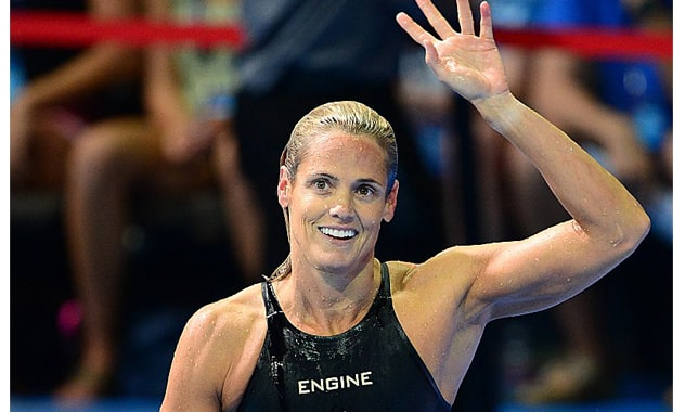 Dara Torres Misses Her Last Shot At Olympic Glory