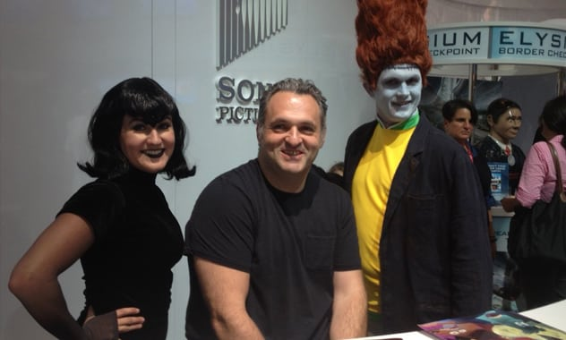 Acclaimed Animation Director Genndy Tartakovsky Inks Overall Deal with Sony Pictures Animation