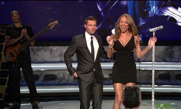 Mariah Carey Joins 'American Idol' Season 12