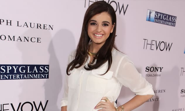 Rebecca Black Album Almost Complete, Singer Says She'll Make Viral Videos 'Until The Day I Die'
