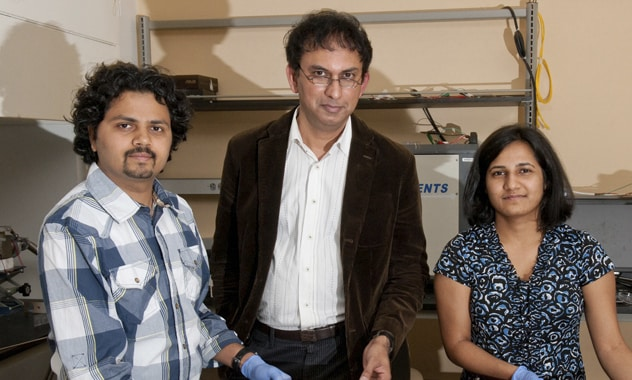 Rice University Develops Battery That Can Be Spray-Painted Onto Almost Any Surface