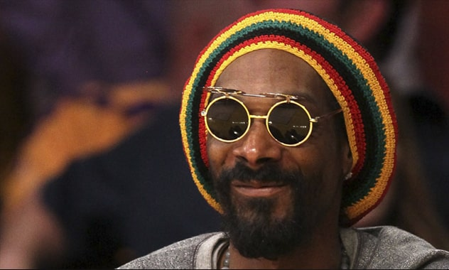 Snoop Dogg As Snoop Lion: Rapper To Release Reggae Album Under New Name  2