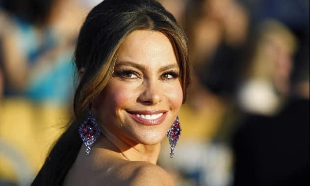 Sofia Vergara Listed As The Highest-Paid Actress On TV
