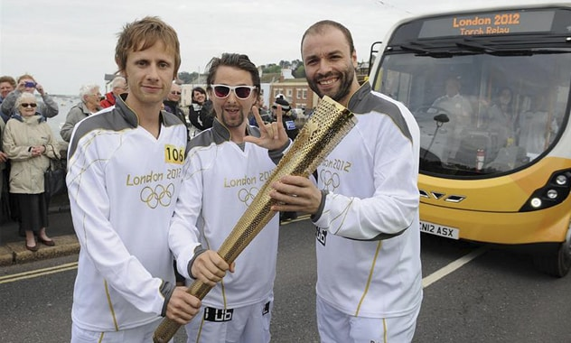 Muse, 'Survival': Band Records Official London 2012 Olympics Song