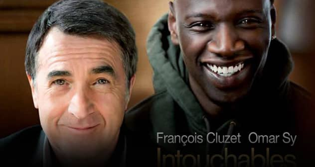 The-Intouchables-French Movie Poster Featured