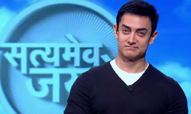 Aamir Khan & 'Truth Alone Prevails': Bollywood Star Takes On India's Taboos In New Show