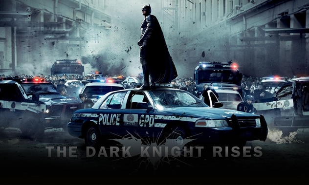 NYPD To Provide Security At 'The Dark Knight Rises' Screenings After Aurora Shooting  1