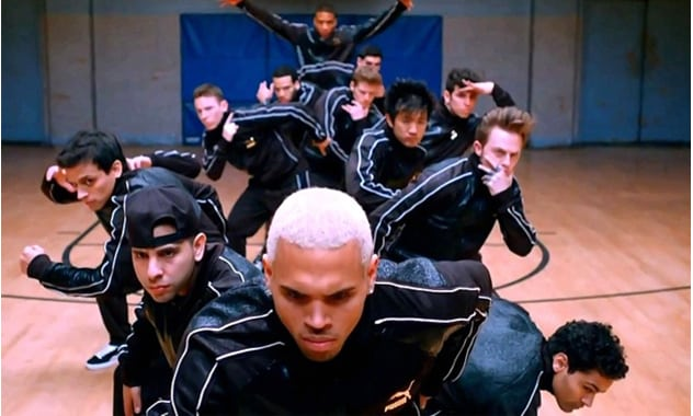 Chris Brown Dance Battles In The Trailer For His New Movie