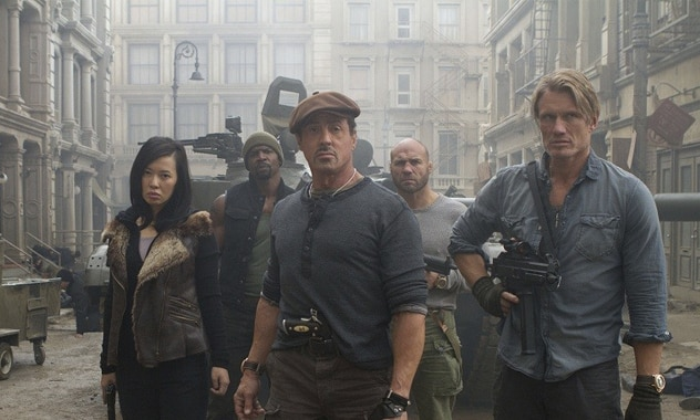 'Expendables 2' Lawsuit: Stuntman's Death Results In Legal Action
