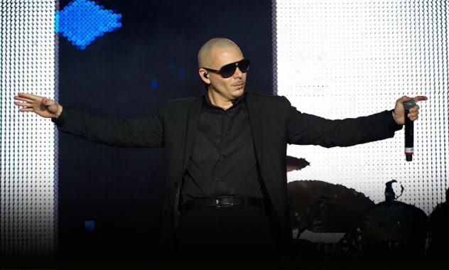 Pitbull, Enrique Iglesias & Shakira To Perform At iHeart Radio Music Festival 1
