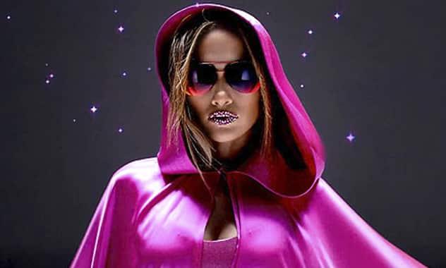 Jennifer Lopez's Lips Get Luxe in New Video