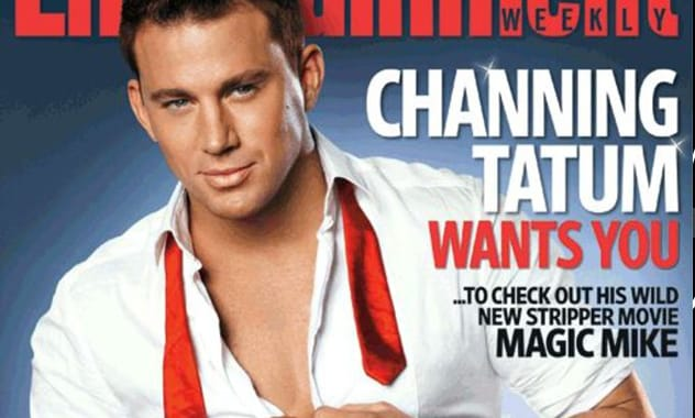'Magic Mike 2': Channing Tatum Teases 'Magic' Sequel