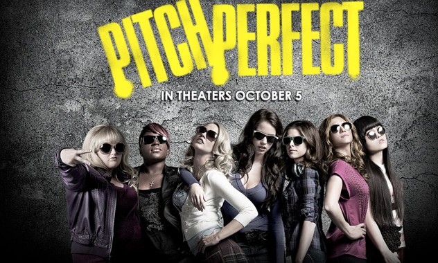 PITCH PERFECT - In theatres October 5th