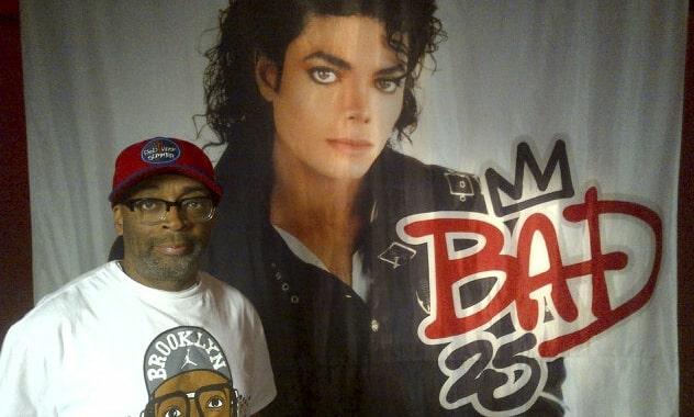 Spike Lee Works On Michael Jackson Documentary