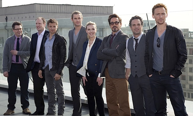 'Avengers' TV Series? Marvel Reportedly Contemplating Television Spin-Off